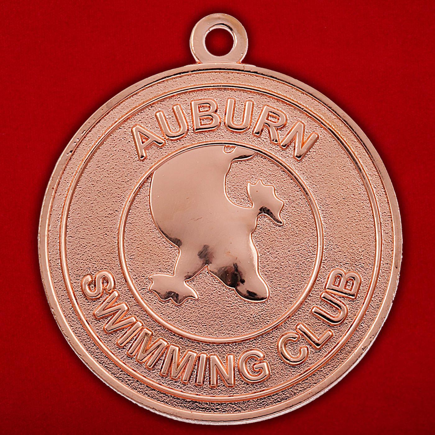 Медальон пловцов города Эйбурна, Австралия