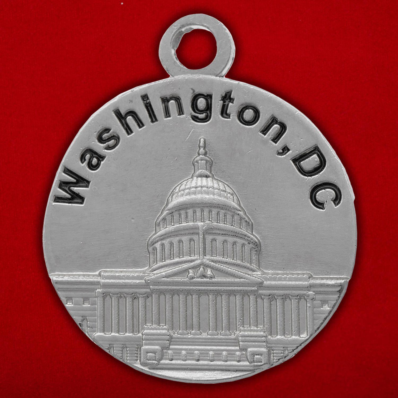 """Медальон """"Вашингтон - Сан-Франциско"""""""