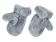 Купить меховые варежки для малышей