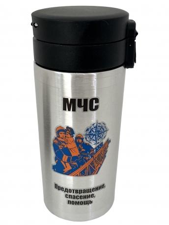 Металлическая термокружка «МЧС»