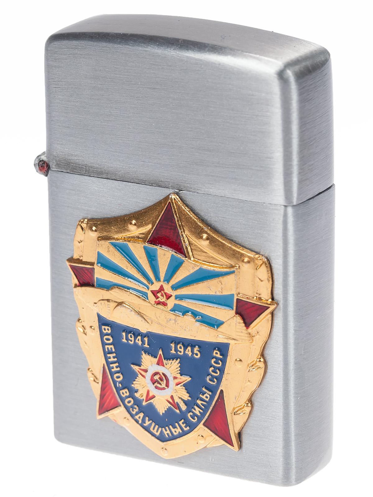 Заказать онлайн недорого зажигалки Zippo ВВС СССР