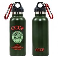 Металлический термос СССР