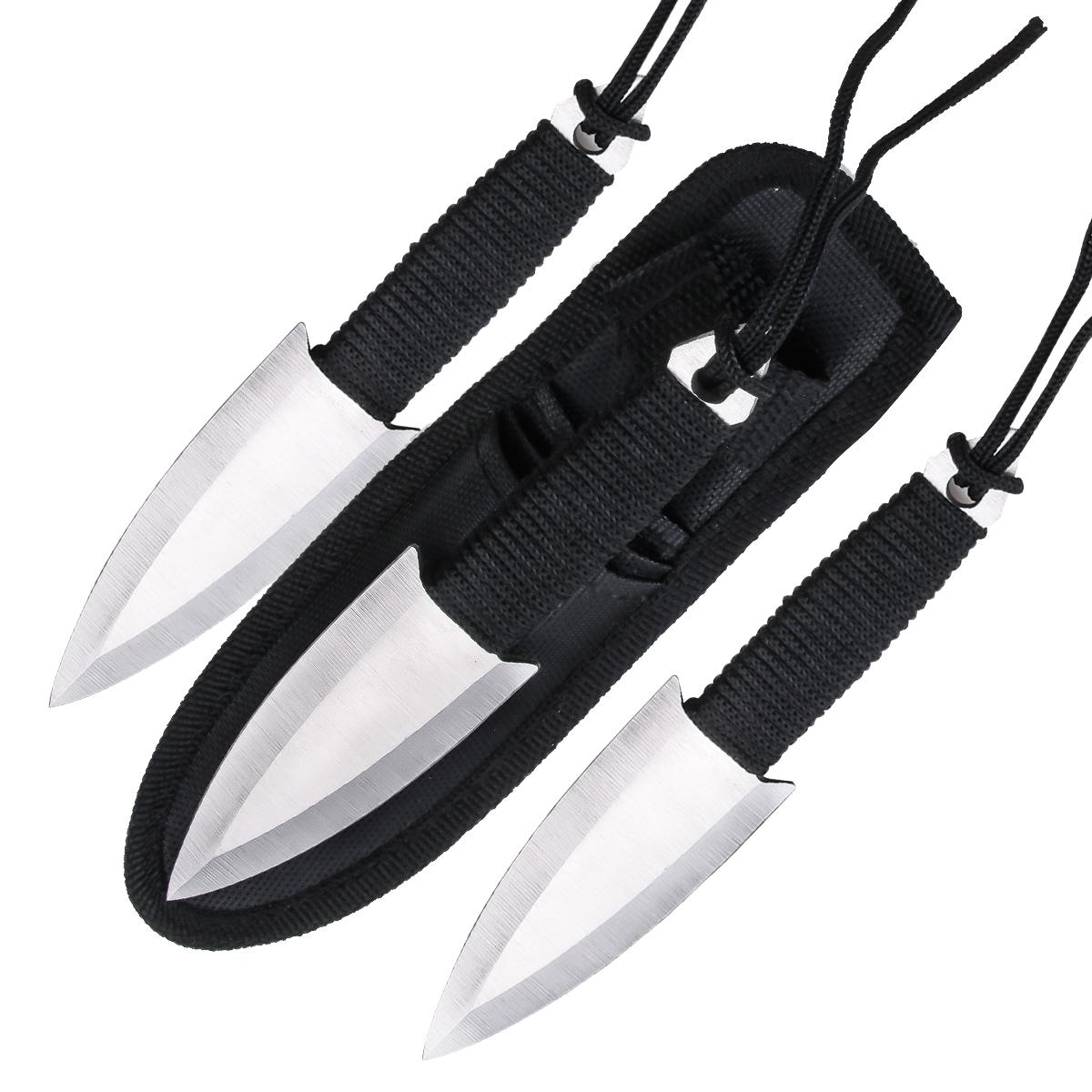 Метательные ножи Мастер-К Black