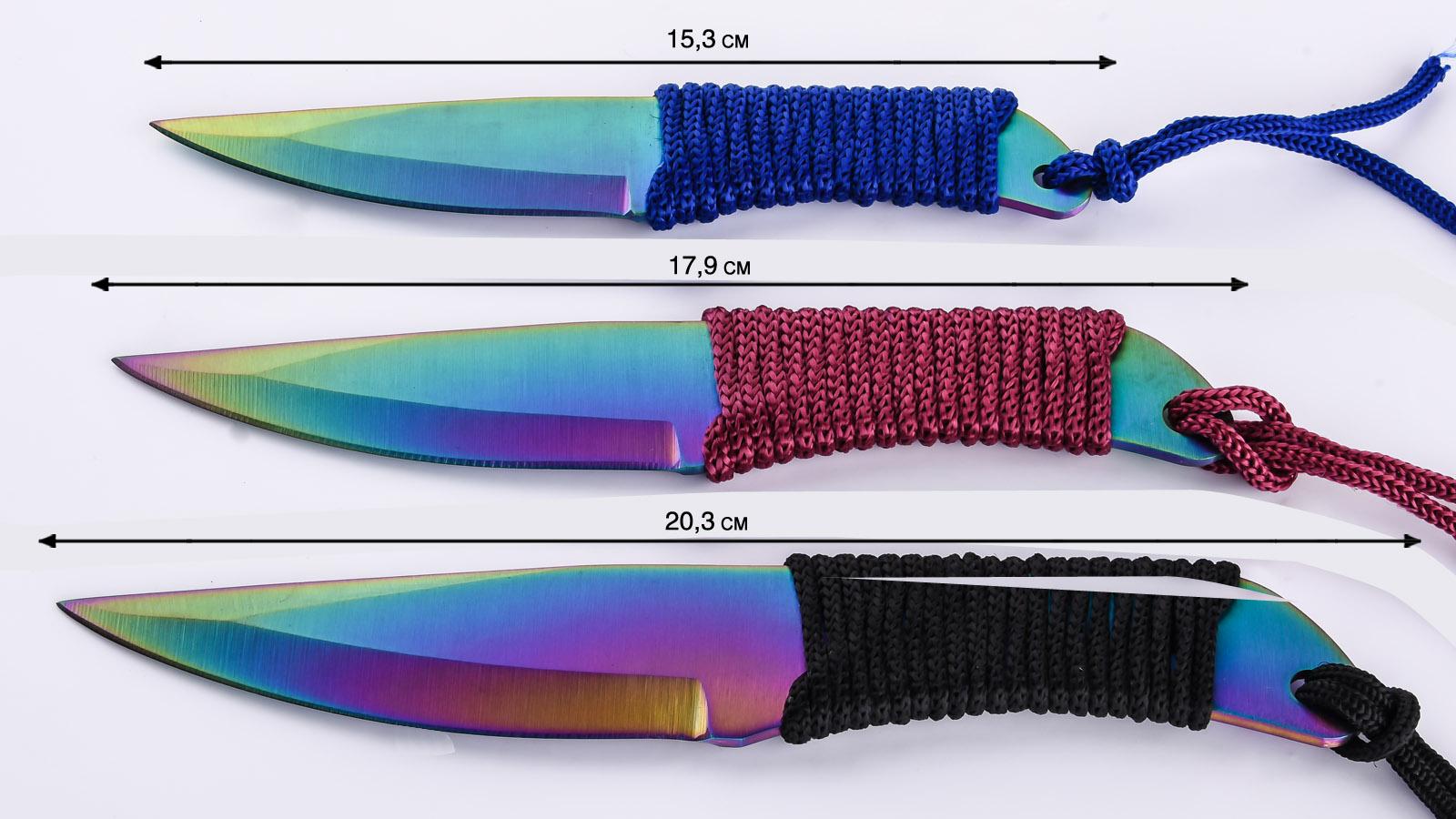 Купить метательные ножи Осётр