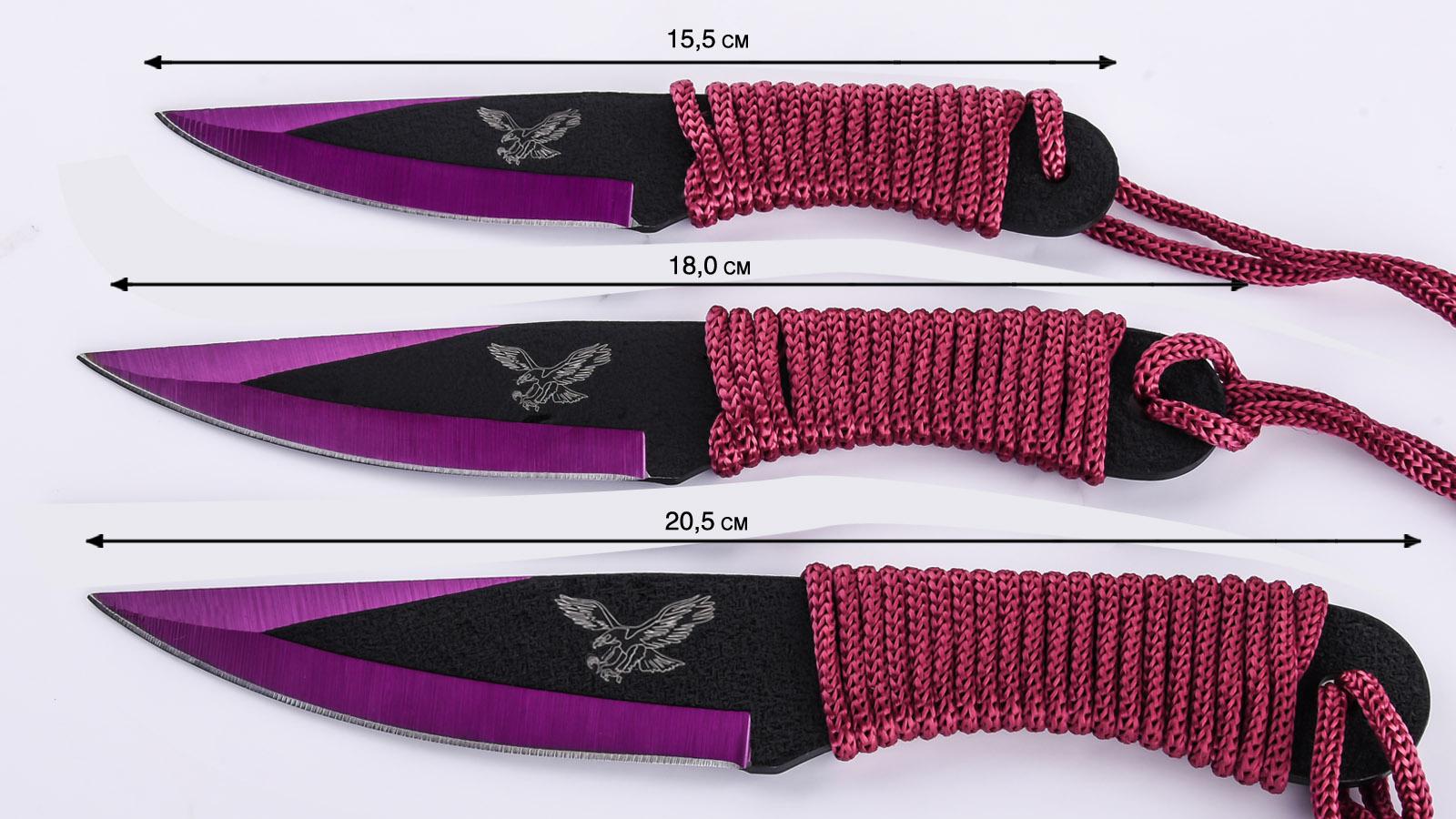 Метательные ножи Сокол по приемлемой цене