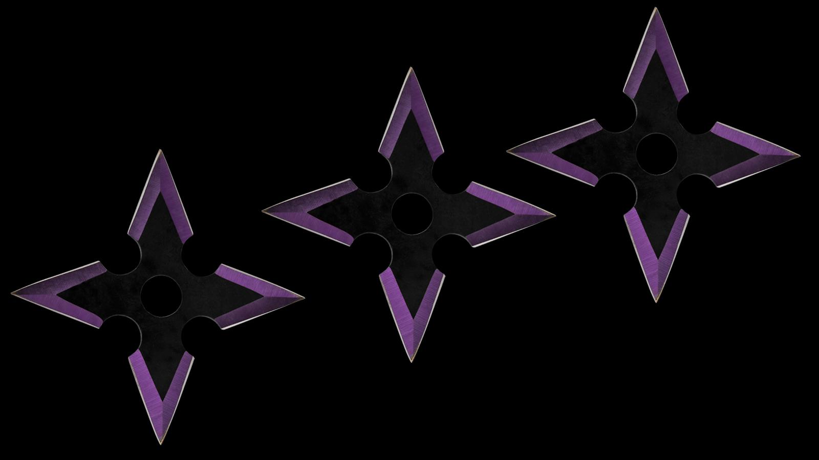 Метательные звезды Ниндзя с доставкой
