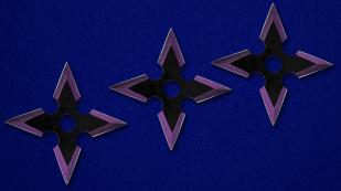 Метательные звезды Ниндзя от Военпро