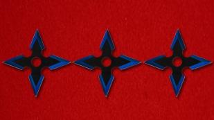Метательные звезды Сякен от Военпро