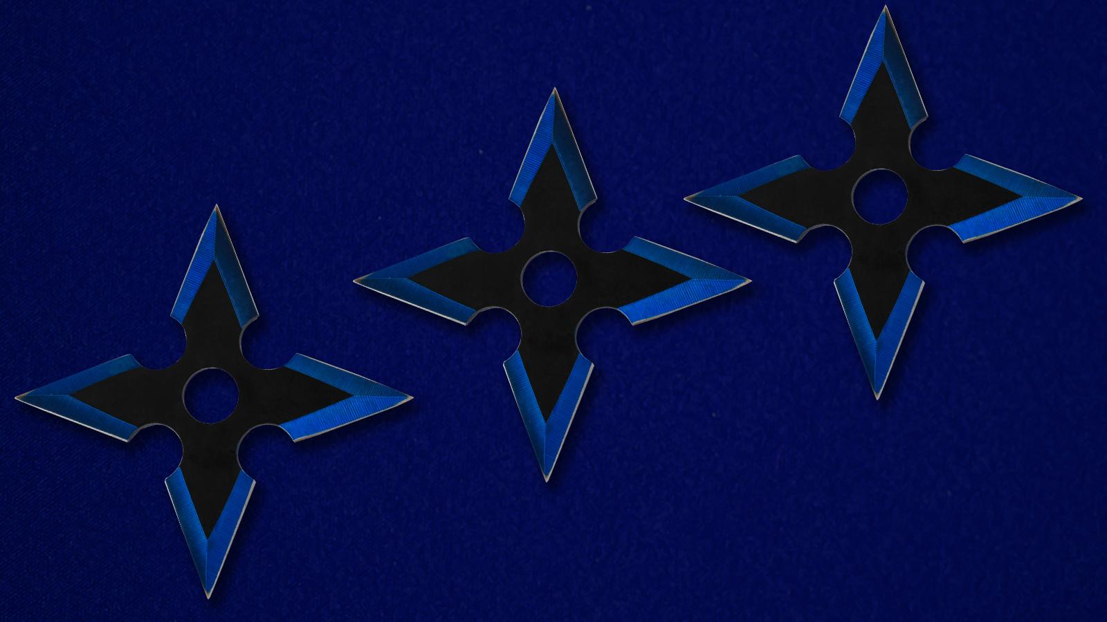 Метательные звезды Сякен с доставкой