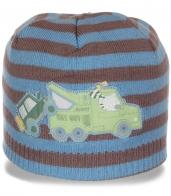 Милая детская шапка, в которой тепло в любую погоду. Позаботьтесь о комфорте ребенка прямо сейчас, заказывайте!