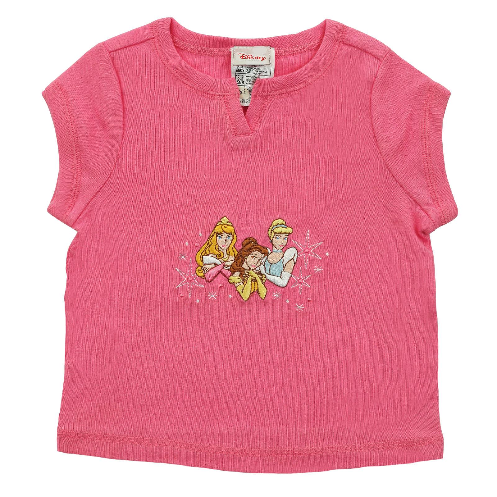 Милая футболка от Disney® с принцессами