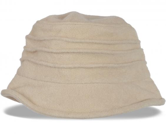 Милая оригинальная женская флисовая шляпка. Стильная уютная вещичка в твой гардероб! Не раздумывай, покупай! Количество ограничено