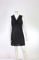Миленькое черное платье AMIE