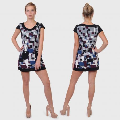 Миленькое платье-туника Le Grenier.