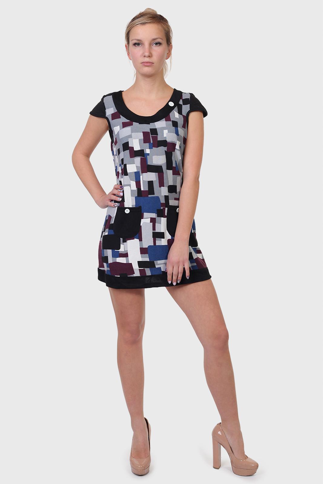 Красивое платье туника от бренда Le Grenier