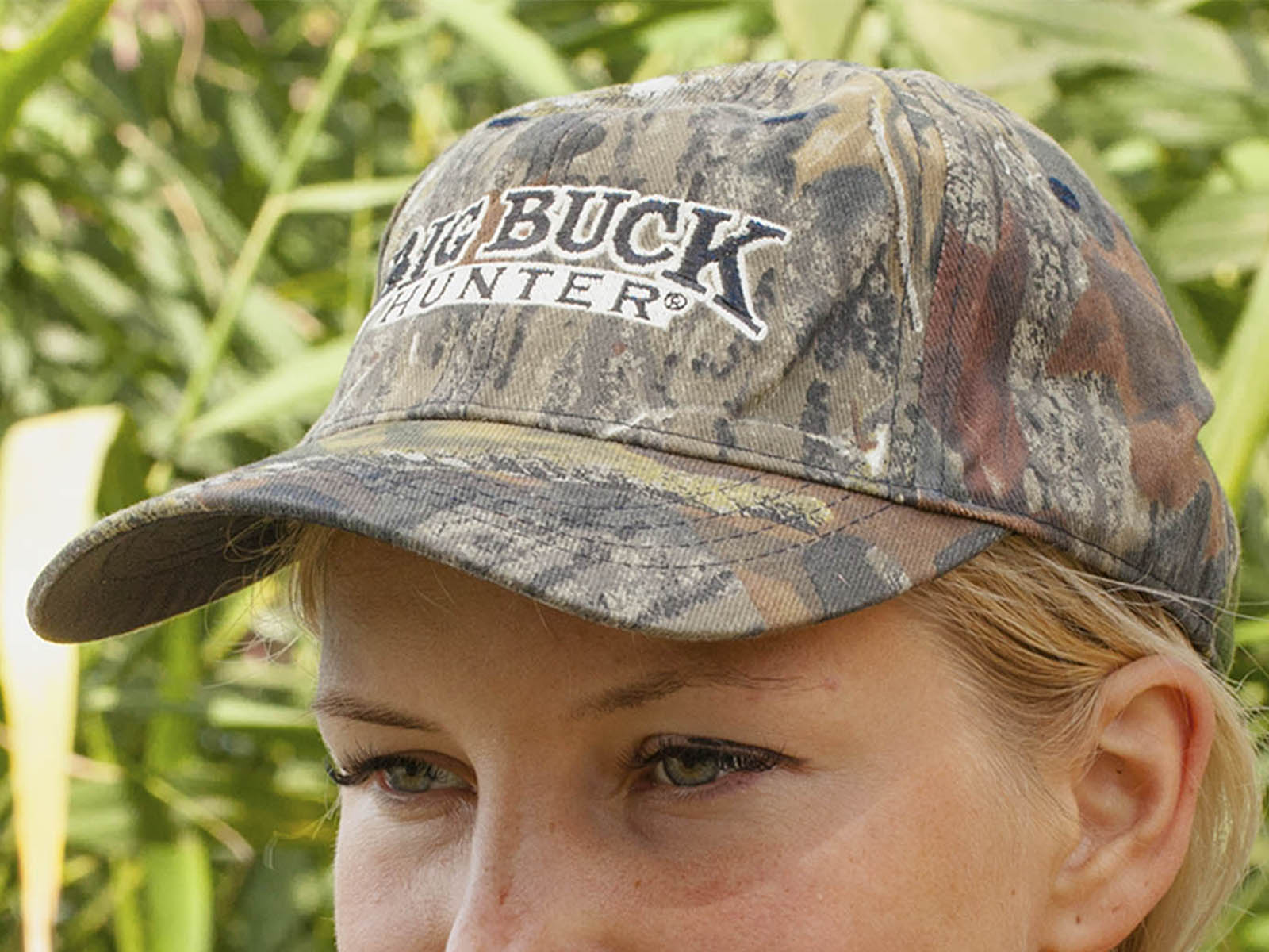 Брендовая милитари бейсболка Big Buck Hunter
