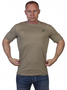 Мужская милитари футболка Outdoor life. - заказать онлайн