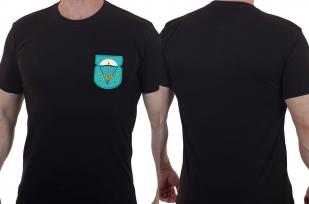 Милитари футболка с вышитым знаком ВДВ 116-й отдельный парашютно-десантный батальон 31 гв. ОДШБр - купить оптом