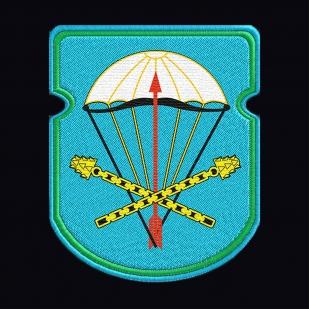 Милитари футболка с вышитым знаком ВДВ 116-й отдельный парашютно-десантный батальон 31 гв. ОДШБр - купить по лучшей цене