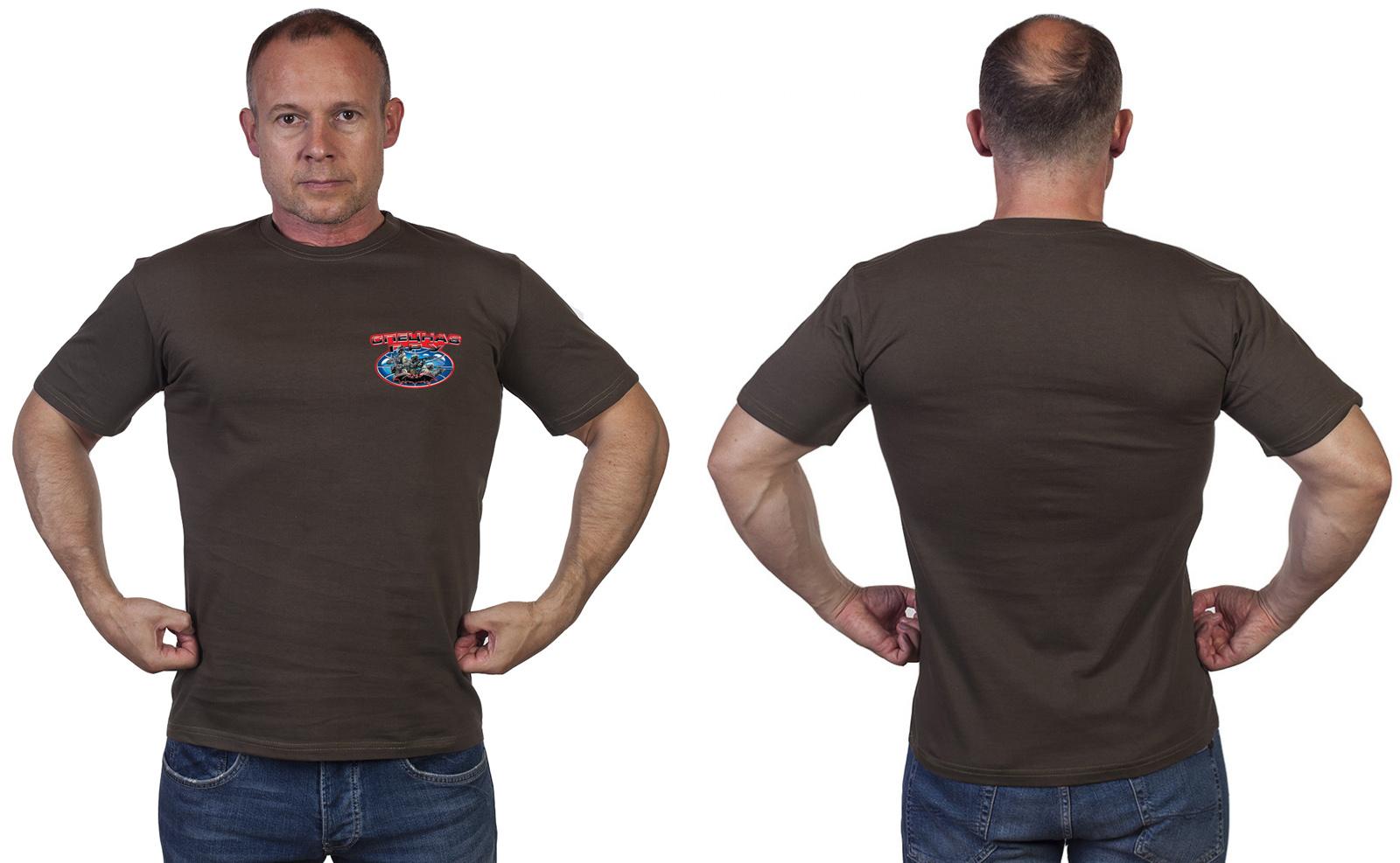 Милитари футболка Спецназа ГРУ