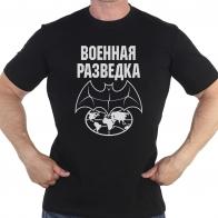 Милитари футболка Военная разведка
