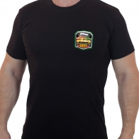 Милитари футболка Танковые Войска.