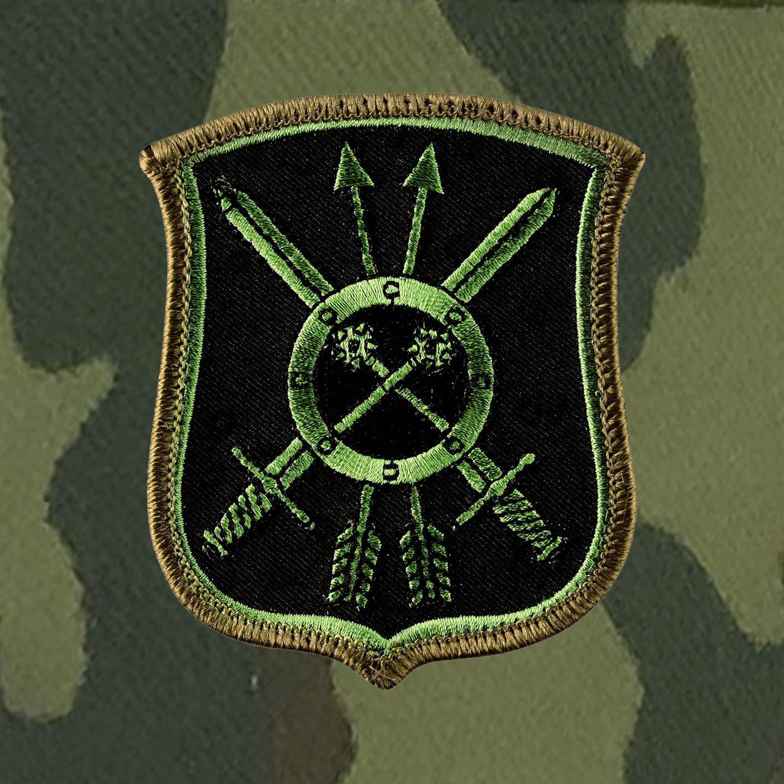 Милитари кепка камуфляж 39-ой ракетной дивизии РВСН.