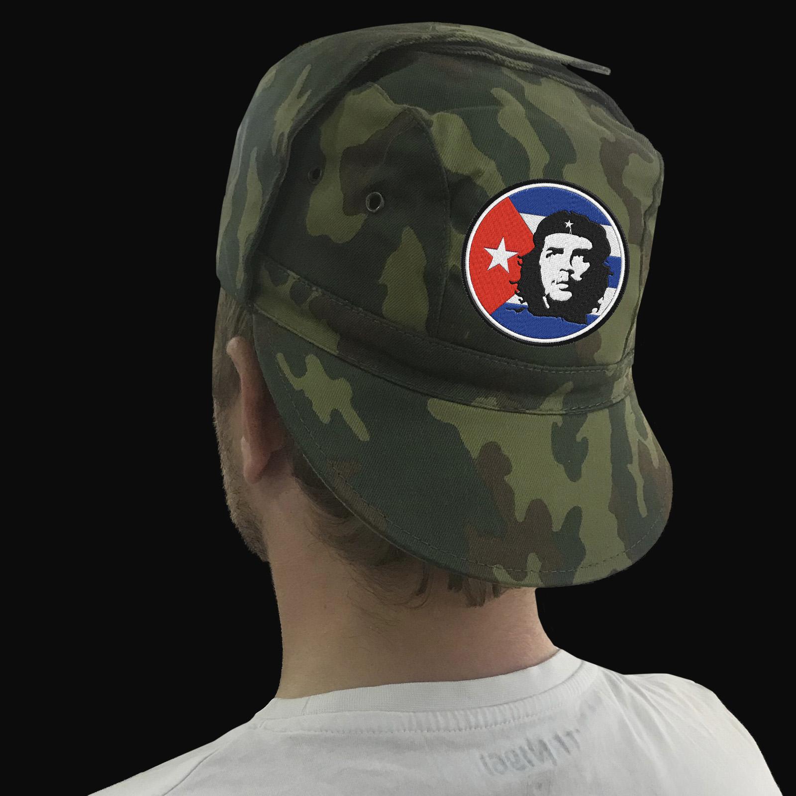 Купить в интернет магазине мужскую кепку Че Гевара