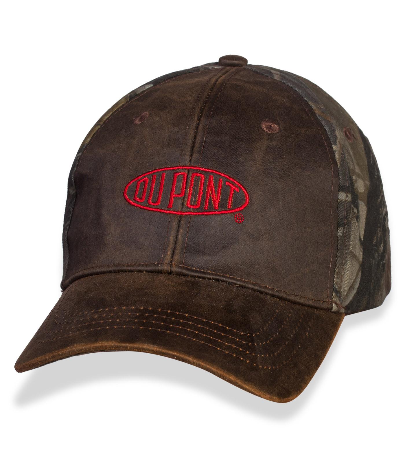 Мужская милитари кепка DuPont.