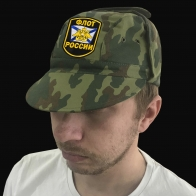 Милитари кепка с символикой Флота России