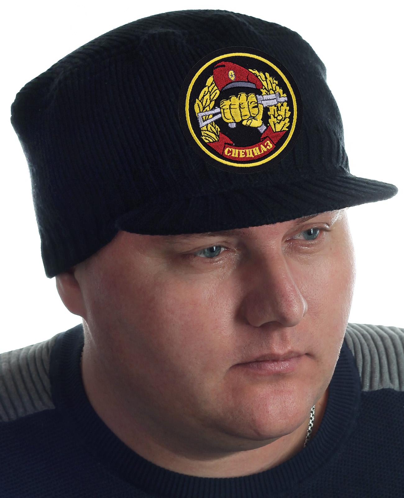 Купить утепленную шапку кепку с доставкой по Москве