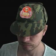 """Милитари кепка """"Рожден в СССР"""""""