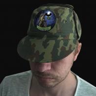 Милитари кепка с шевроном Войсковой Разведки