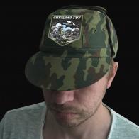 """Милитари кепка """"Спецназ ГРУ"""" с девизом"""