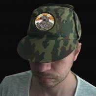 Милитари кепка с шевроном Внутренних войск РФ