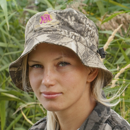 Камуфляжный ШИК! Женская милитари панама Zong Mei