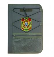 Милитари планшетка с военной нашивкой ПС - купить онлайн