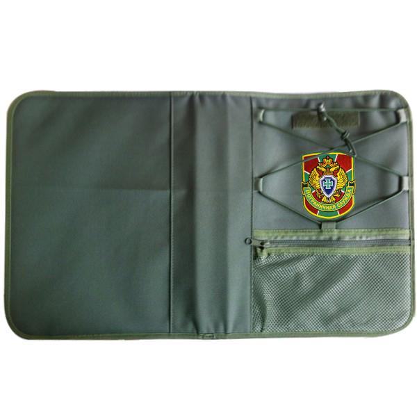 Милитари планшетка с военной нашивкой ПС - заказать с доставкой