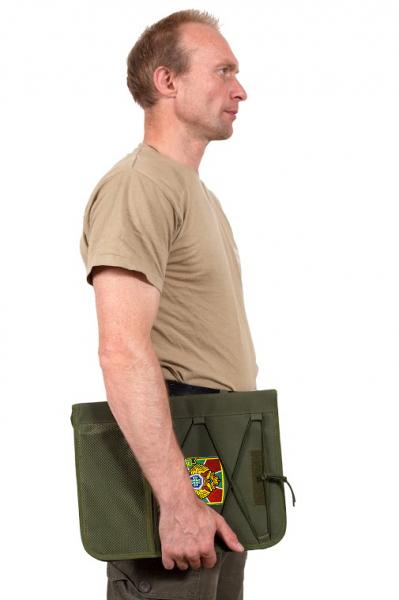 Милитари планшетка с военной нашивкой ПС - купить оптом
