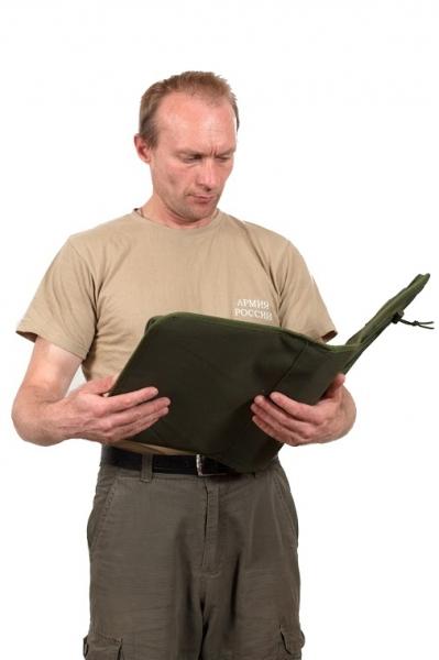 Милитари планшетка с военной нашивкой ПС - купить в розницу