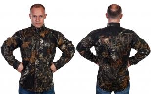 Милитари-рубашка Mossy Oak (США)