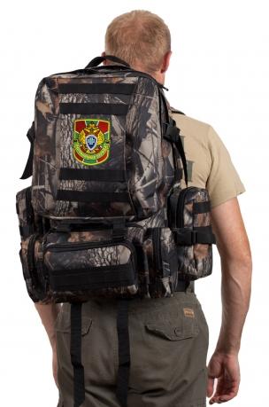 Тактический военный рюкзак с нашивкой Пограничной службы - купить онлайн