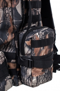Тактический военный рюкзак с нашивкой Пограничной службы - купить с доставкой