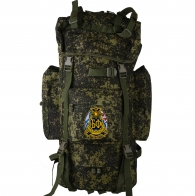 Милитари рюкзак с нашивкой Балтфлот.
