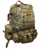 Милитари рюкзак с нашивкой Погранслужбы - купить онлайн