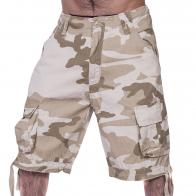 Brandit! Милитари шорты для мужчин Sandstorm купить онлайн