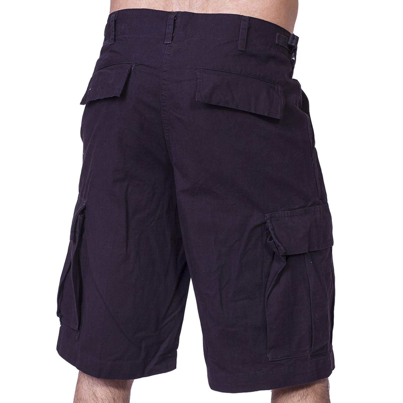 Мужские шорты карго с карманами – ХИТ продаж