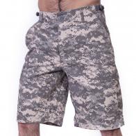 Милитари шорты от MIL TEC в камуфляже AT-DIGITAL