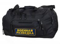 Вместительная милитари сумка ВОЕННАЯ РАЗВЕДКА