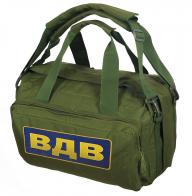 Милитари сумка-рюкзак ВДВ